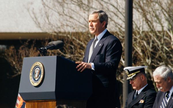 ジョージ・W・ブッシュの名言・格言集